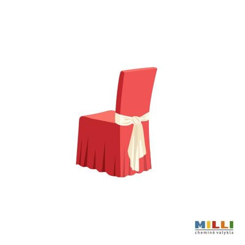 Kėdžių užvalkalas ilgas (sausas valymas)