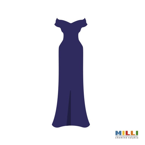 Proginė suknelė ilga (sausas valymas)