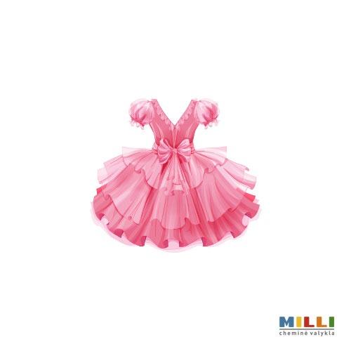 Vaikiška proginė suknelė iki 128 cm (sausas valymas)